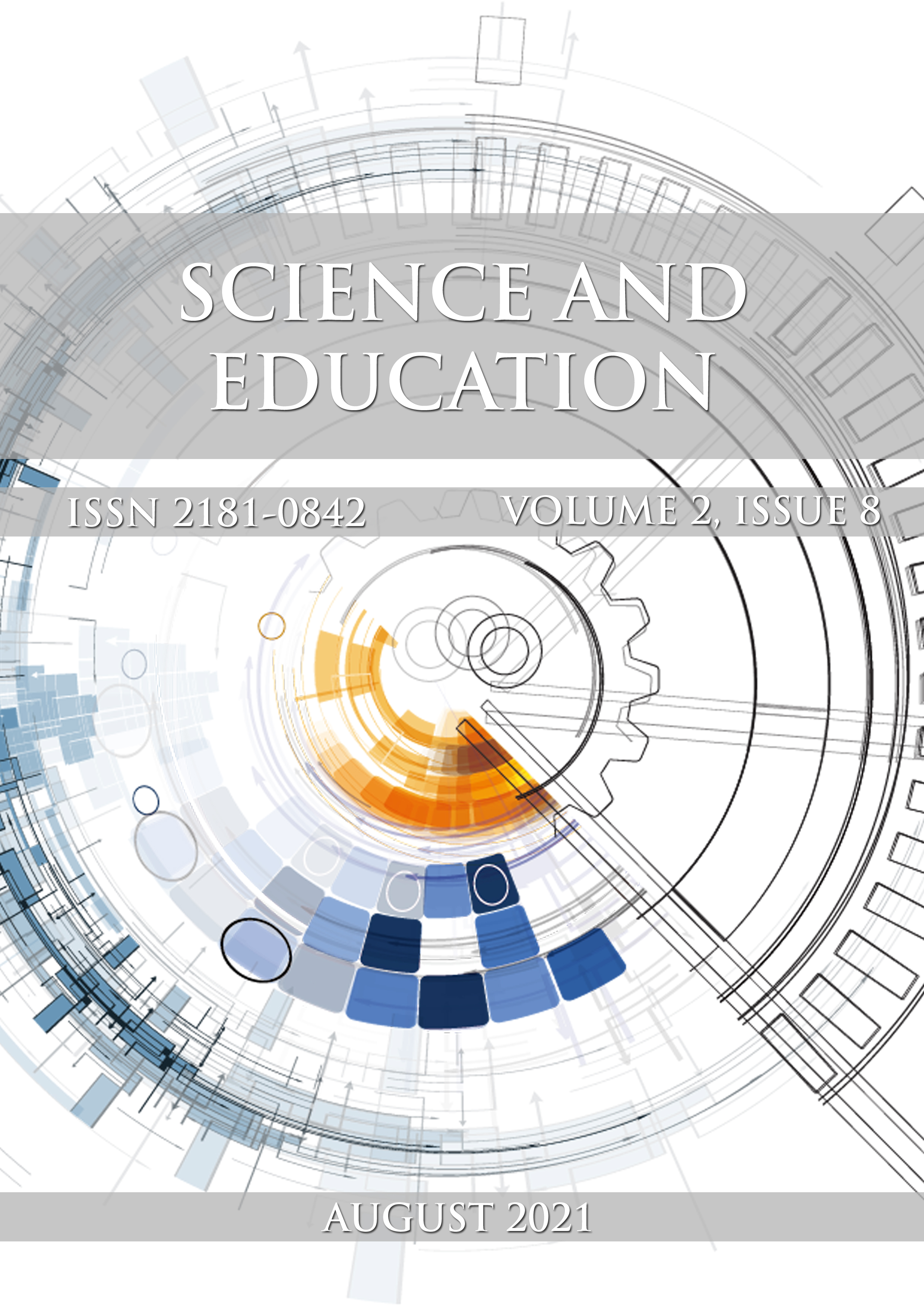 View Vol. 2 No. 8 (2021): Science and Education
